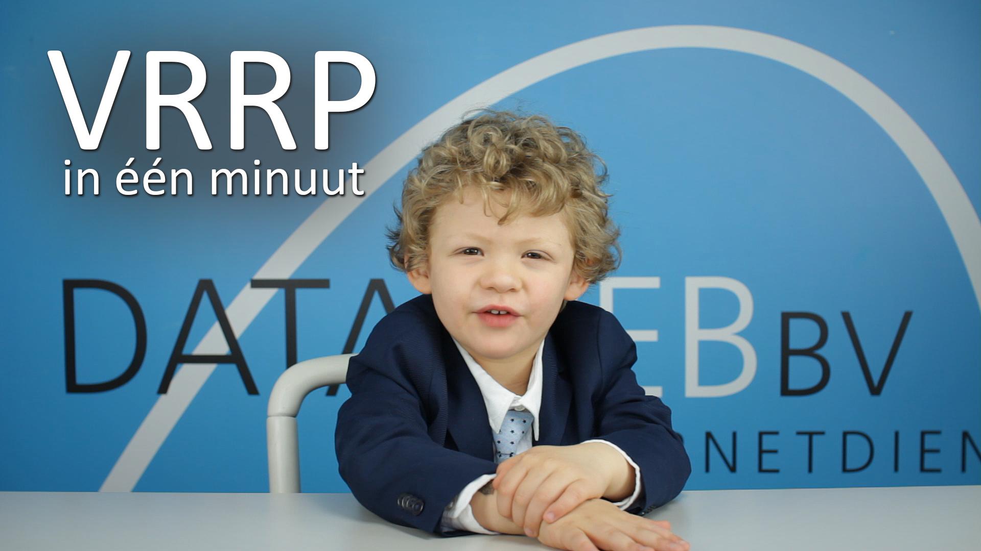 VRRP-redundantie in één minuut