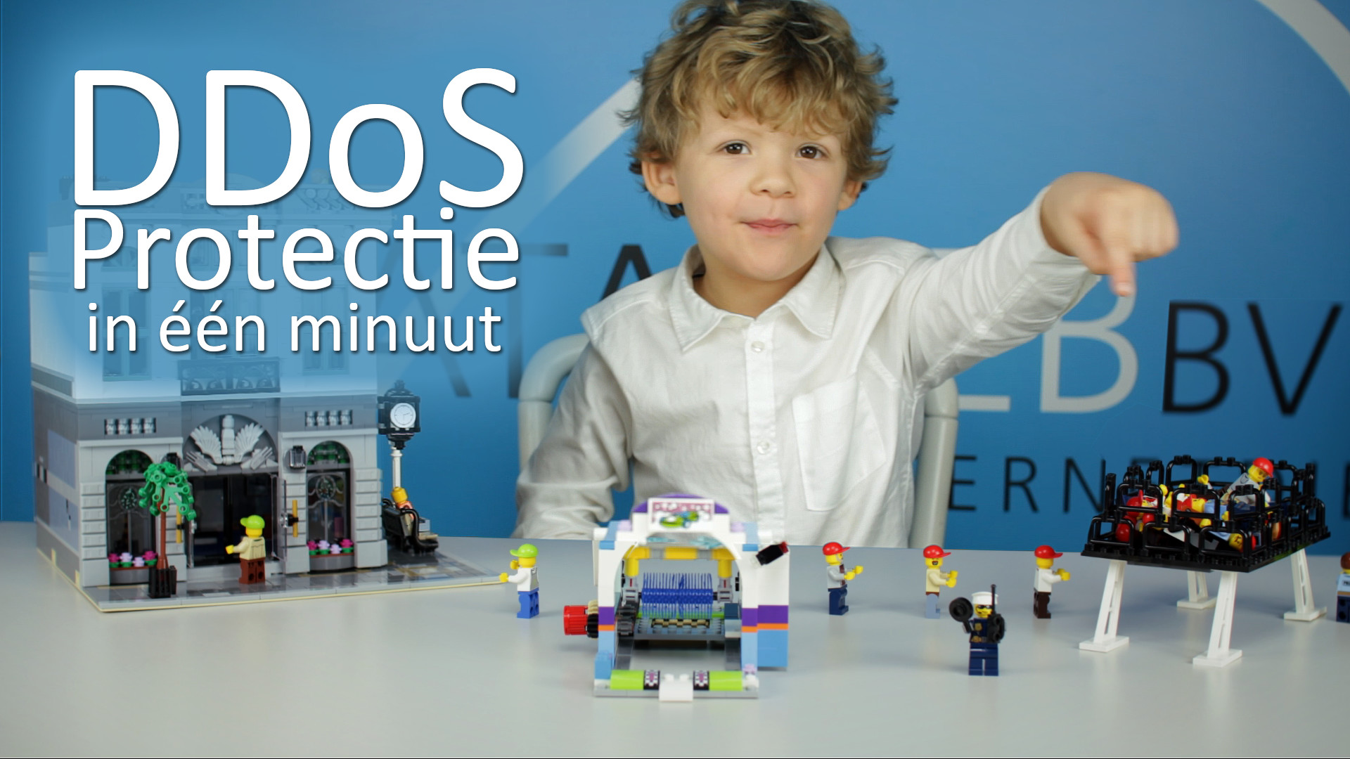 DDoS Protectie in één minuut